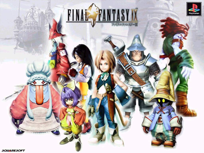 Final Fantasy IX – A Review