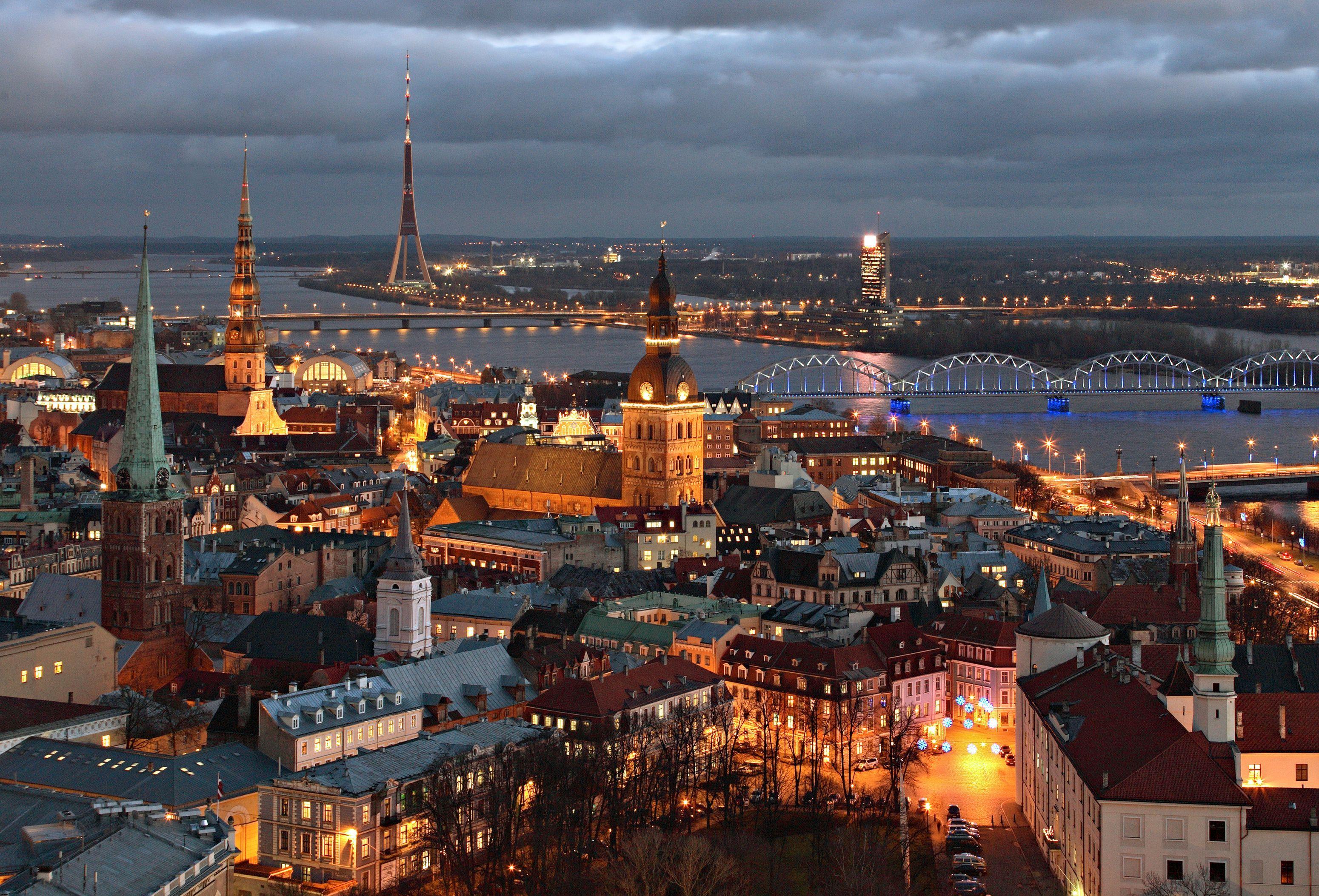 My Holiday in Riga