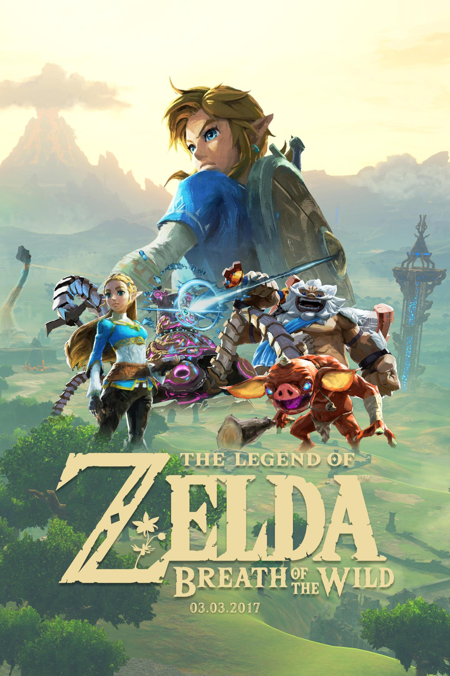 The Legend of Zelda: Breath of The Wild – A Review